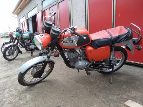 MZ TS 150 BJ 1983