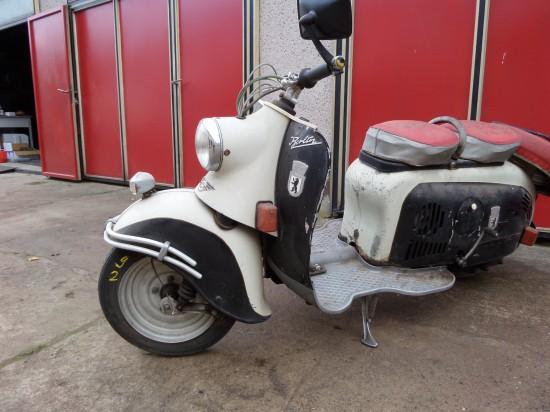 IWL Roller Berlin BJ 1971