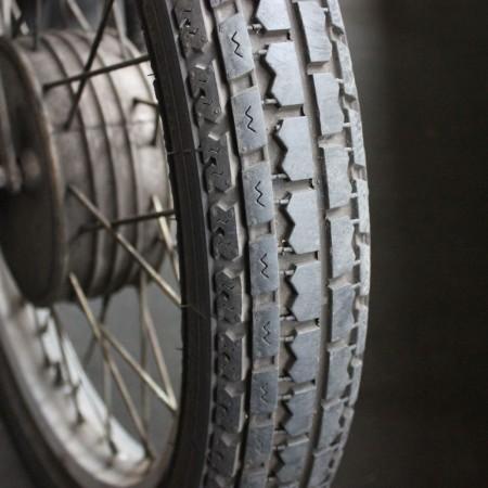 Moped kaufen - Reifenprofil