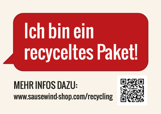 recycling aufkleber